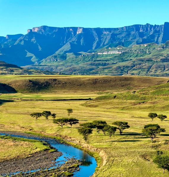 paisagem africa do sul